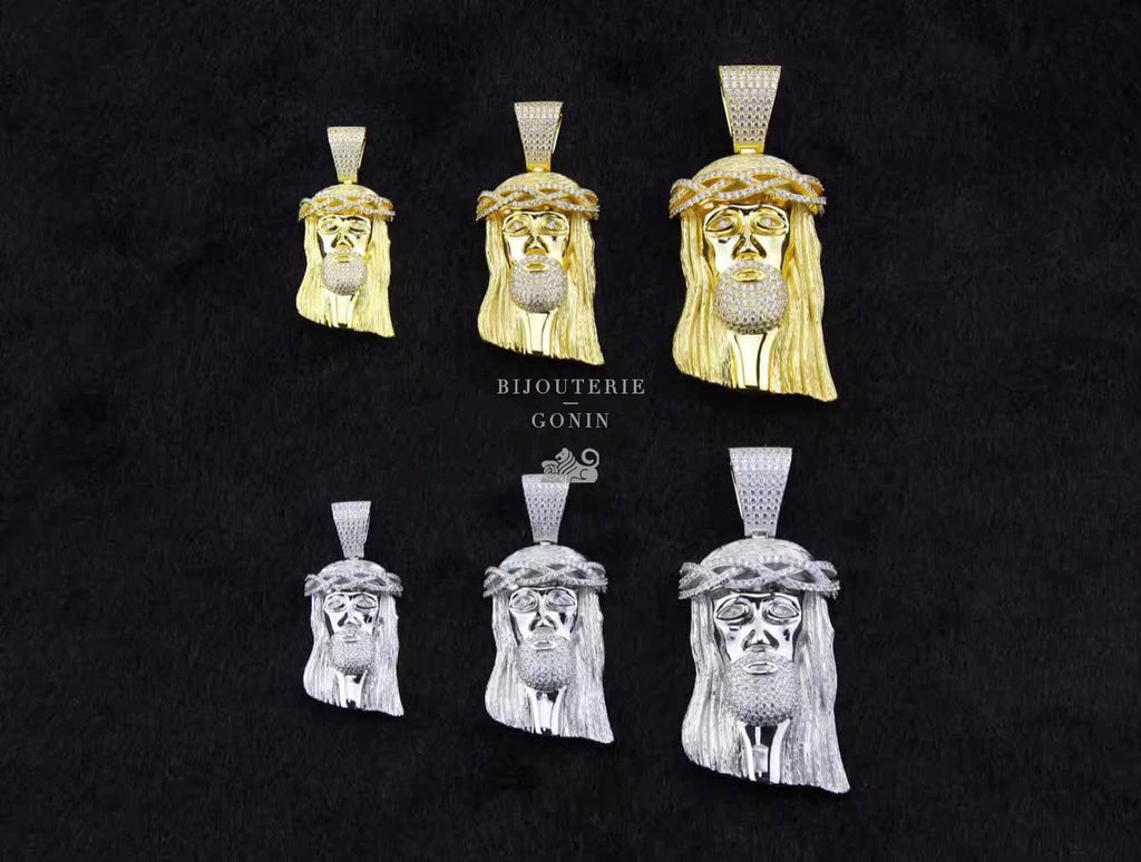 standard jesus piece part iced baby jesus midsize jesus collection all