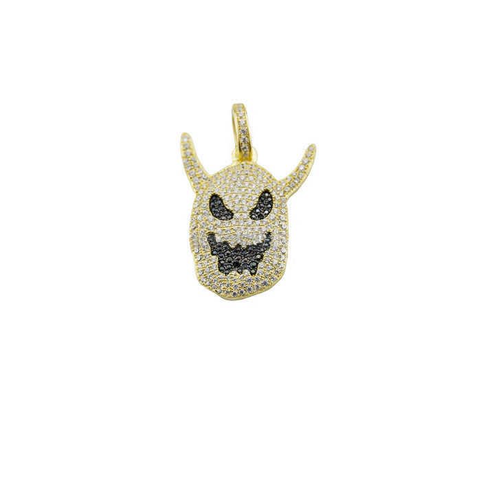 Keith ape it g ma video pendant necklace diamonds