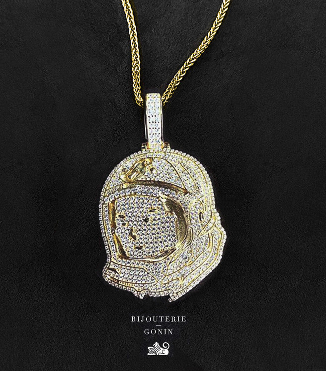 BBC Billionaire Boys Club astronaut chain