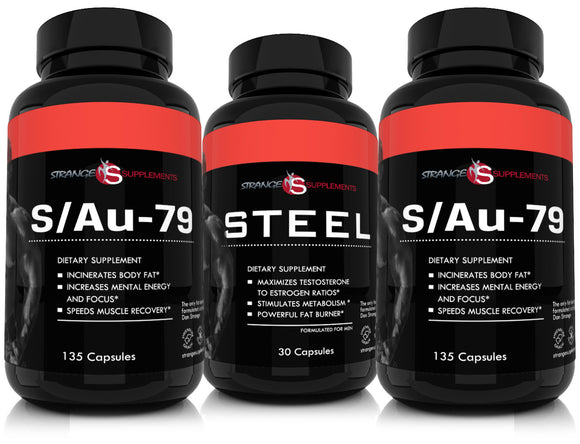Steel Fat Burning Stack