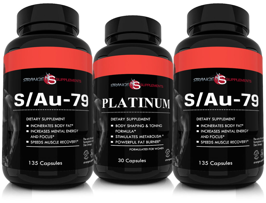 Platinum Fat Burning Stack