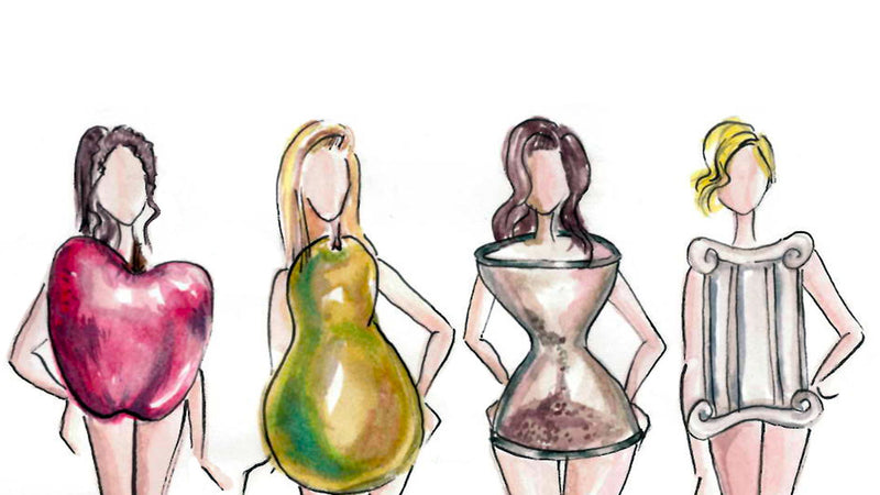 HOW TO: Nail every outfit for your body type