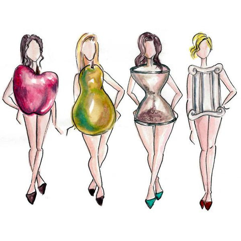 Body types, how to dress for your body type