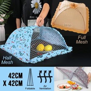Kitchen Dining Table Foldable Food Cover [ 42cm x 42cm ]