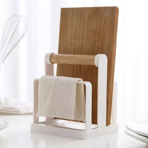 Cutting Board Holder Chopping Board Storage Rack Kitchen Organizer