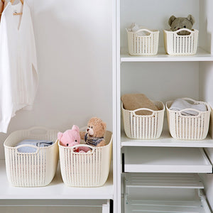 Home Storage Fashion Storage Basket Storage Bins Baskets -SET OF 3