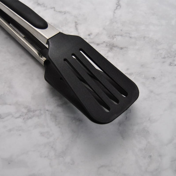European nylon scald-proof barbecue tongs, stir-fried dishes, scoops, lasagna, bread baking salad, food tongs