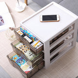 office A4 File Stationery Storage cosmetics underwear Home Storage office Organizers