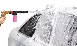 High-Pressure Car Foam Washer