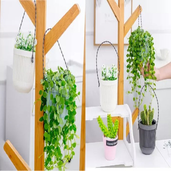Hanging Mini Flower Pots( Two/Four )