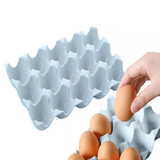 15-Piece Stackable Egg Storage