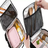 Waterproof Thermal Lunch Bag