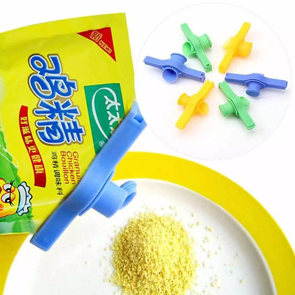Snack Sealing Clip Milk Powder Bag Discharge Mouth Clip