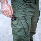 IX9 Tactical Pants Men Casual Cargo Pants Army Military Style Waterproof Training Trousers Male Durable Working Pants XXXL