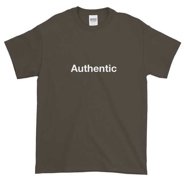 authentic shirt