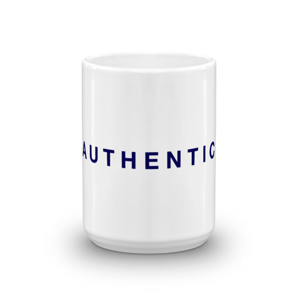 authentic mug