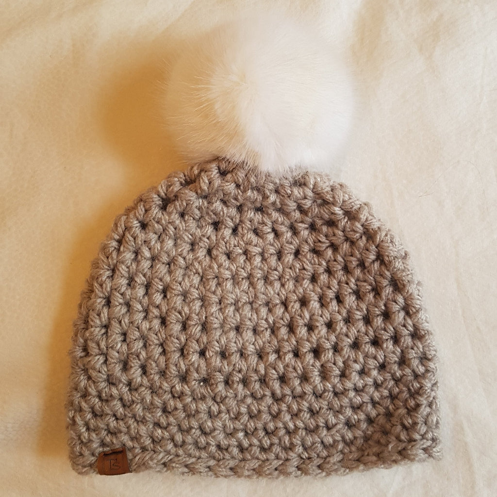 Vegan Brooklyn Beanie Toque
