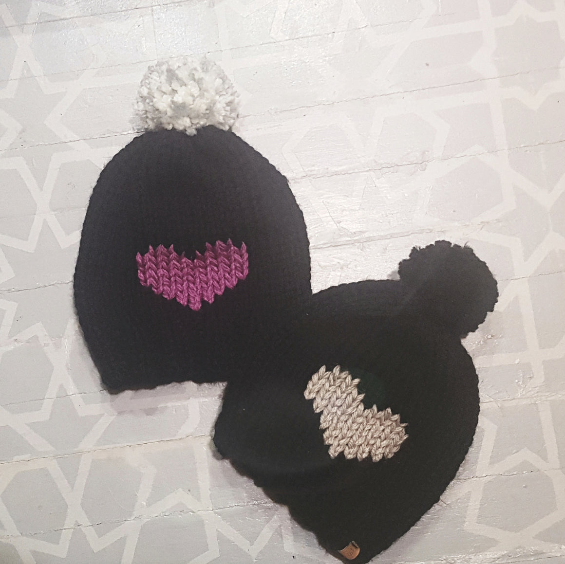 Heart Toque