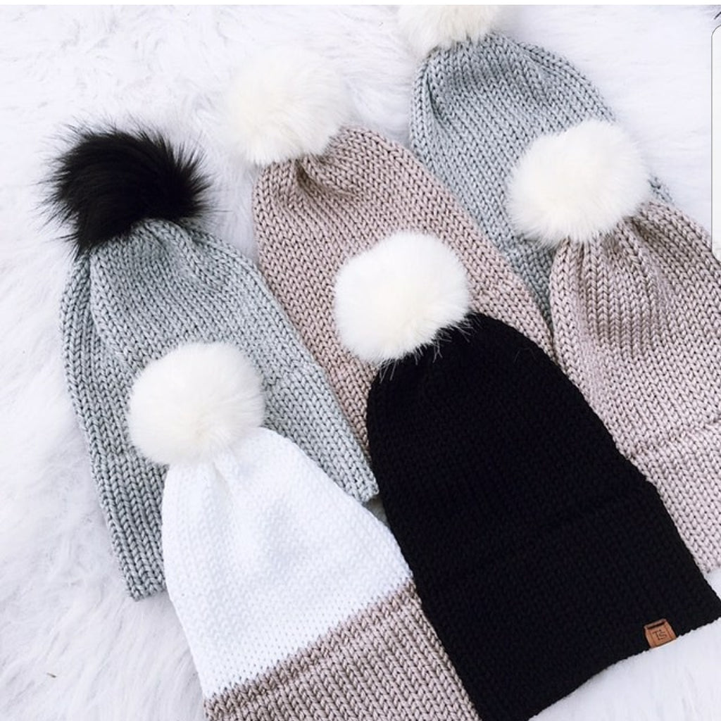 Cozy Slouchy Vegan Toque