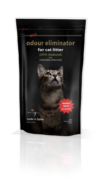 Mediterranean Gold Cat Litter Odor Eliminator, Lrg Size