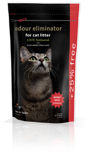 Mediterranean Gold Cat Litter Odor Eliminator, XL Size