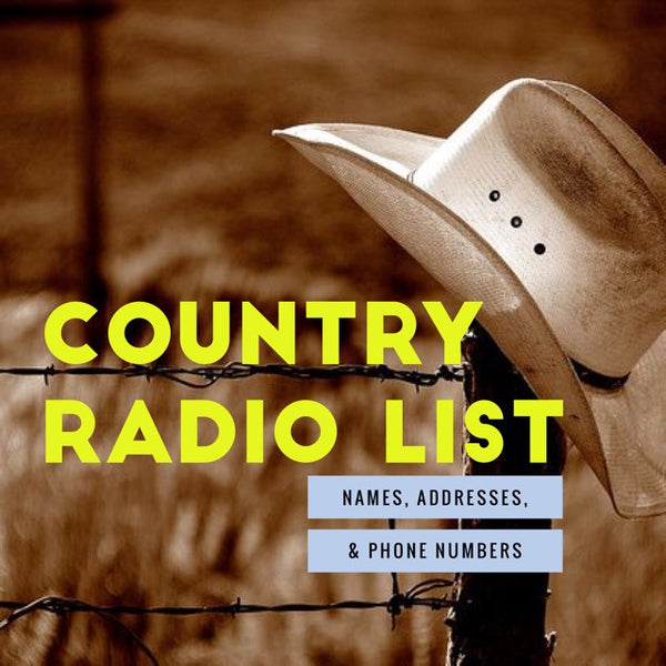 Country Radio List