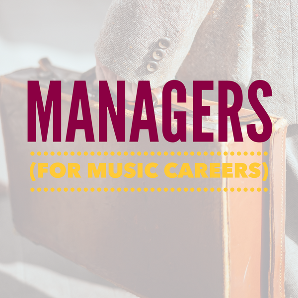 Managers (Music)