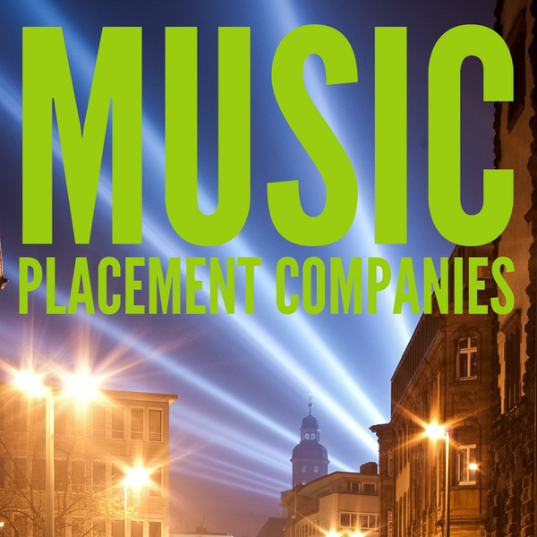Music Placement Company Contact List