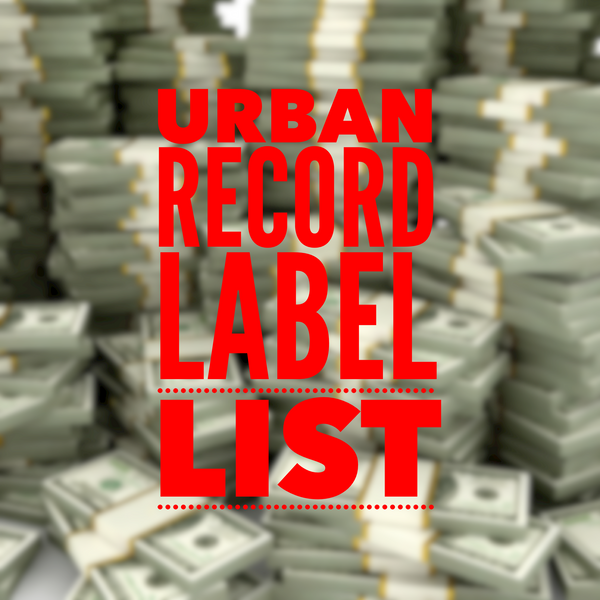 Record Label Contact List