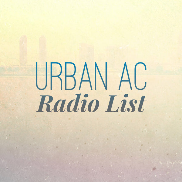 Urban AC Radio List