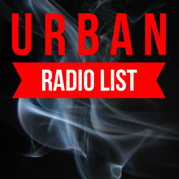 Urban Radio Contact List