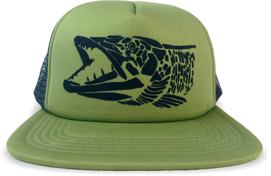 ... Detailed Muskie Logo 6acf698d2a3