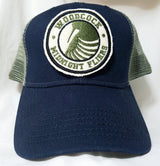 "Woodcock ""Midnight Fliers"" Patch Navy Trucker Cap - Modern Wild"