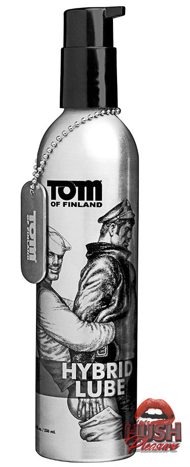 Tom of Finland Hybrid Lube - 8 ounce