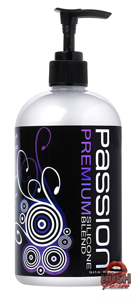 Passion Premium Silicone Blend Lubricant - 16.4 ounce