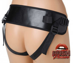 Siren Universal Strap On Harness with Rear Support