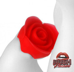 Isis 6 Mode Vibrator with Rose Petal Stimulator