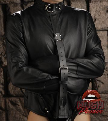 Strict Leather Premium Straight Jacket