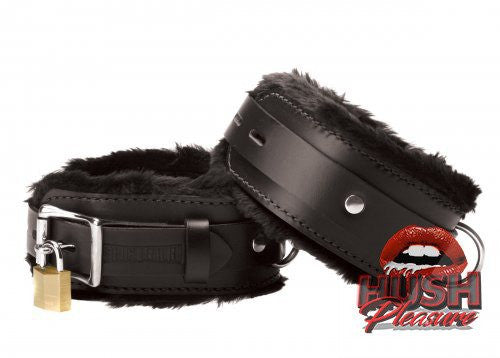 Strict Leather Premium Fur Lined Cuffs