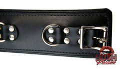 Strict Leather Padded Premium Locking Restraints