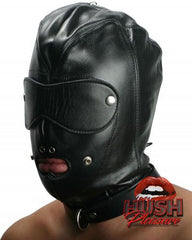 Strict Leather Premium Locking Slave Hood