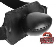 Strict Leather Stuffer Mouth Gag