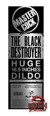 The Destroyer 16.5 Inch Dildo