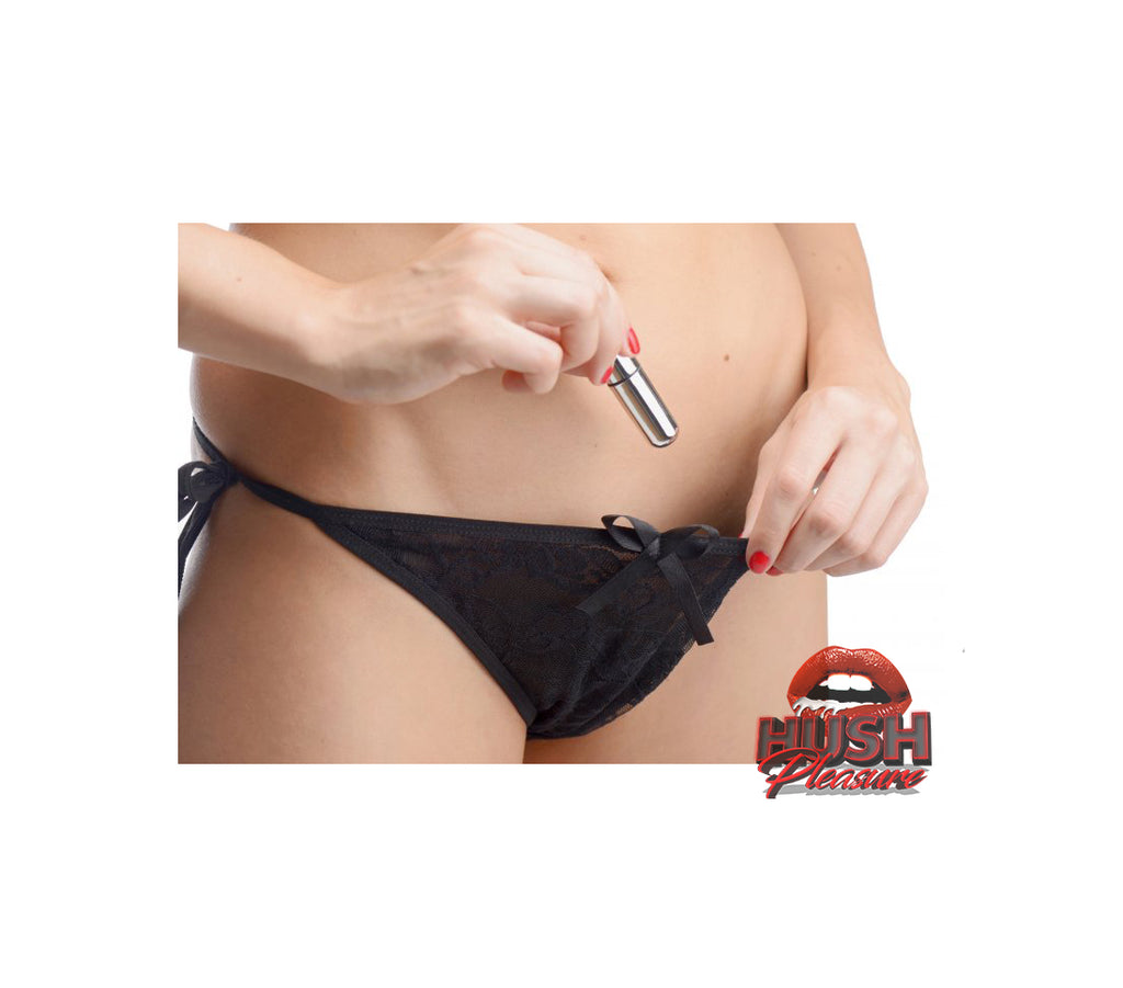 Vibrating Panties with Pouch