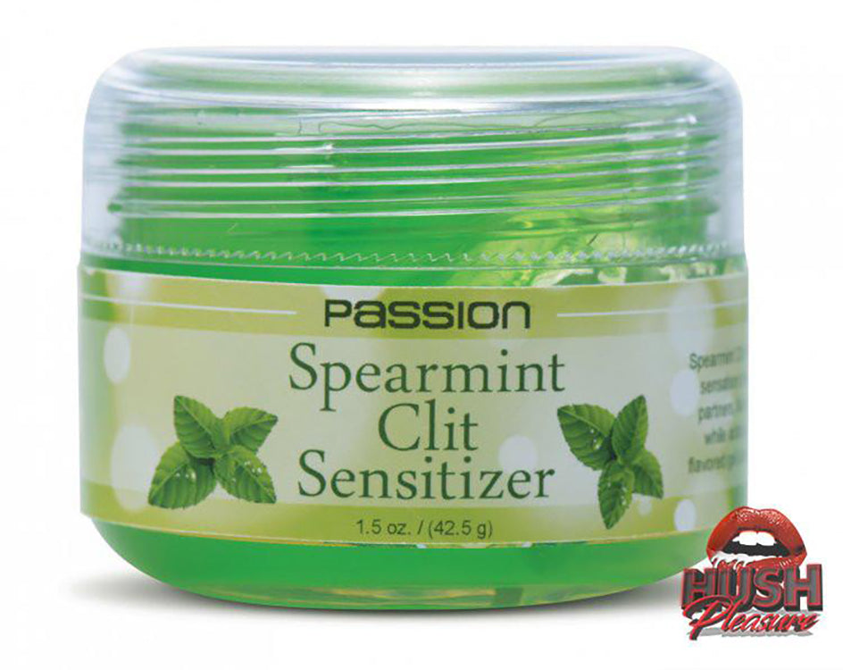 Passion Spearmint Clit Sensitizer - 1.5 ounce
