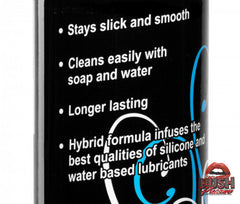 Passion Hybrid Water and Silicone Blend Lubricant