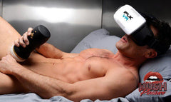 iFuk VR Virtual Reality Stroker