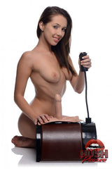 The Saddle Deluxe Sex Machine