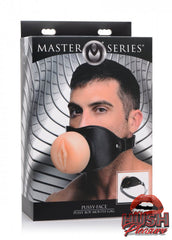 Master Series Pussy Face Oral Sex Mouth Gag