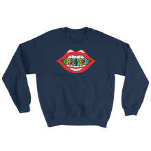 Babe Teeth Original Logo Front/Back Graphic Sweatshirt (multiple colors)